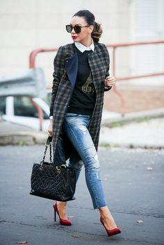 Cashmere in Style : Un Peu Français