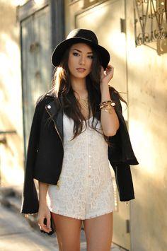 Hapa Time - a California fashion blog by Jessica: One Love