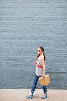 New York City Street Style Blogger