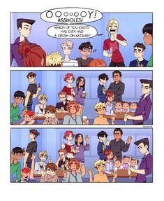 Read Viktor celoso from the story Imágenes de Yuri On ice by (Abigail Villanueva) with reads. ユーリ!!! On Ice, Ice Ice Baby, Angel Of Death, Manga Anime, Otaku, Aho Girl, Tsurezure Children, Yuri On Ice Comic, Kamigami No Asobi