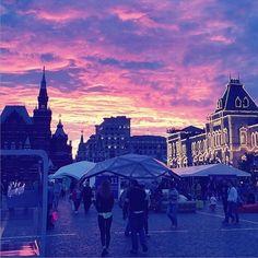 """""""#Москва #Ялюблюмоскву #Родина #Moscow #ilovemoscow #i_love_Moscow…"""