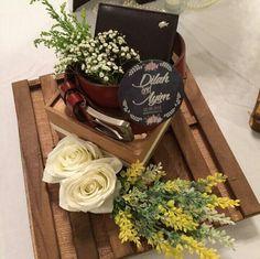 Wedding hantaran rustic style @ribbonsnties