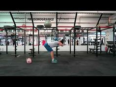 Two knee dominant and two hip dominant exercises using kettlebells.
