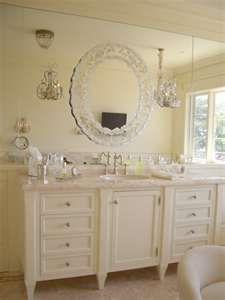 1000 Images About La Salle De Bain On Pinterest French Bathroom Double Va
