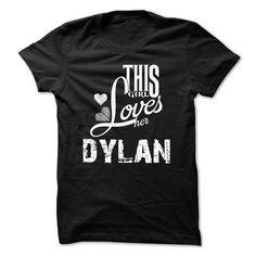 LIMITED EDITION - I Love My Dylan Hoodie/Tshirt - T-Shirt, Hoodie, Sweatshirt