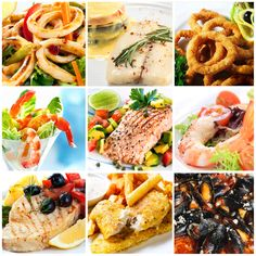 SEAFOOD PIC COLLAGE - Google Search