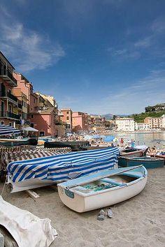 Baia del Silenzio, Sestri Levante, Liguria, Italy