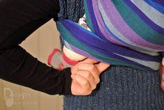 Het geheim van het zitje bij de Ruck & andere rugknopen. #dragenkunjeleren