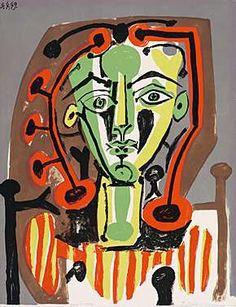 24. Pablo Picasso, Bloch 604, Gauss 503                                                                                                                                                                                 Mehr