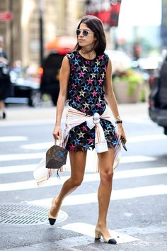95 Killer Outfits To Copy from Fall 2015 New York Fashion Week - Leandra Medine New York Fashion Week Street Style, Nyfw Street Style, Autumn Street Style, Street Style Looks, Street Styles, Spring Outfits Women, Casual Summer Outfits, Streetstyle 2016, Outfits Plus Size