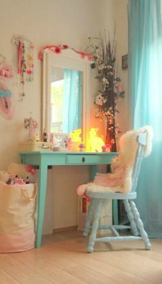 A Dreamy Girl's Haven — My Room