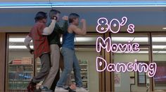 A Supercut Tribute to Some of the Best Dance Scenes in 1980s Movies