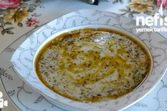 Yoğurt Çorbası ( Kesinlikle Deneyin Mükemmel Oluyor) – Nefis Yemek Tarifleri