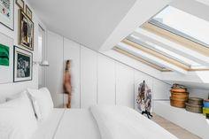 Bedroom Interior - Atelier Data design, Portugal