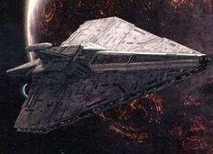Acclamator II-class assault ship - Star Wars Ships - Ideas of Star Wars Ships - Acclamator class Republican Star Destroyer above Coruscant Nave Star Wars, Star Wars Rpg, Star Wars Ships, Star Trek, Star Wars Pictures, Star Wars Images, V Wings, Star Wars Vehicles, Galactic Republic