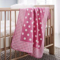 Babydecke Ibena in rosa online kaufen ➤ mömax Organization, Home Decor, Pink, Getting Organized, Organisation, Interior Design, Home Interior Design, Staying Organized, Home Decoration