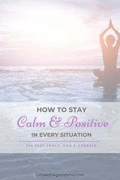 Are you feeling more anxious during these extraordinary events happening in our world? In this post I'd like to give you a more spiritual perspective on what's happening and to give you tools that help you to cope better. Activities For Adults, Self Care Activities, Ways To Reduce Stress, Spiritual Meaning, Meditation For Beginners, Law Of Attraction Tips, Stay Calm, Life Advice, Positive Mindset