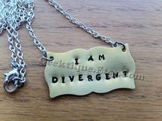 "30 Pieces Of Jewelry Inspired By The ""Divergent"" Trilogy. Can someone pls buy my this?!"