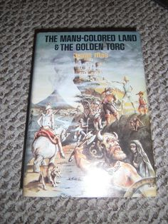 The Many-Colored Land & The Golden Torc by Julian May 1982 BCE HCDJ