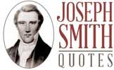 Joseph Smith Quotes Logo 100
