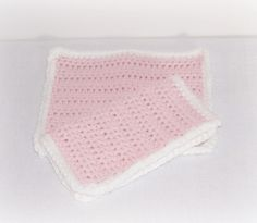 Crochet White Pink Hot Pad, Pink White Thick Potholder, Thick Hot Pad, Crochet Potholder, Crochet Hot Pad, Housewarming Gift Set Of 2 by ICreateAndCollect on Etsy