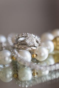 ring shot idea (jewellery) - Peninsula Hotel Chicago Wedding from Emilia Jane Photography
