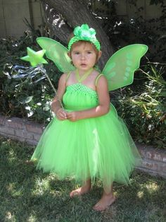 tinkerbell costume #tinkerbell #costume #kids #photos
