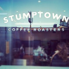 stumptown was our go to coffee spot in NYC. I was sad to leave, that's how good the coffee is there.