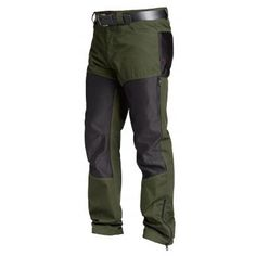 Outdoor Stretch Trouser (Grön/Svart)