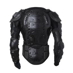 Black Practical Body Armour Motorcross Motorcycle Mountain Cycling Skating Snowboarding spine Protector Guard Popular Jacket + Free Gift 1 Seamless Scarf (As Picture show) WFD17: Amazon.co.uk: Sports & Outdoors