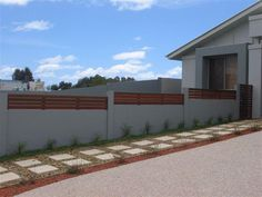 find this pin and more on cecil hills idea fence designs by modular wall systems - Wall Fencing Designs