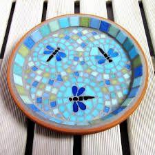 mosaic patterns for birdbaths - Google Search                                                                                                                                                     More
