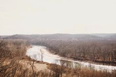 Hiking at Castlewood State Park in Ballwin, Missouri