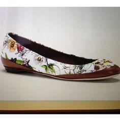 Tip: Gucci Flats (Multicolored)