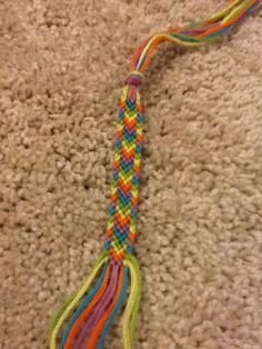 Added by 1Dluv Friendship bracelet pattern 2359 #friendship #bracelet #wristband #craft #handmade #chevron