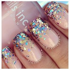 #glam #nails