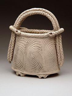 Adrina Richard Small Basket at MudFire Gallery