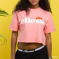 Dámské tričko ellesse Alberta T-shirt (SGS04484) – Queens 💚