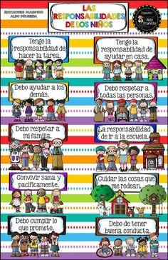 Responsabilidad de los niños
