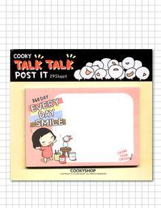 Post It Talk Talk de