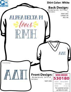 Alpha Delta Pi loves the Ronald McDonald House Charities!