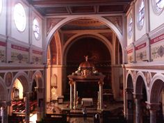 View of the Cathedral Basilica from the Choir Loft