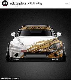 Car Paint Jobs, Car Illustration, Honda S2000, Japan Cars, Car Posters, Car Sketch, Automotive Art, Car Brands, Car Painting