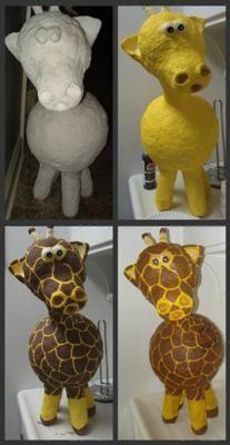 Giraffe Pinata