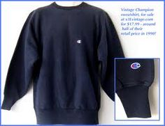 Single C logo Champion Sweatshirts were the shit in the early Champion Sweatshirt, Inner Child, Back In The Day, My Childhood, Cow, Workout, My Love, Sweatshirts, Children