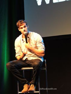 Daniel Sharman - WereWolfCon Brussels September 15