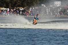 Delfina Cuglievan. Esquí acuático. Medalla de plata en los Juegos Panamericanos de Guadalajara 2011.