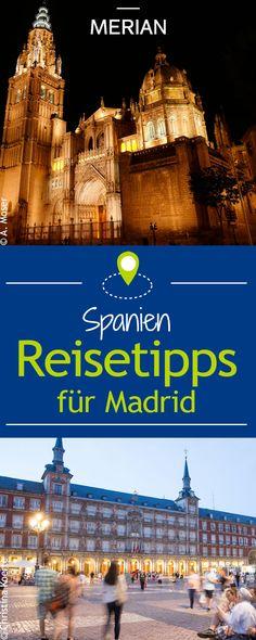 Bei einem Städteurlaub in Madrid sollte man diese zehn Sehenswürdigkeiten nicht verpassen. Unsere Reisetipps für Madrid.