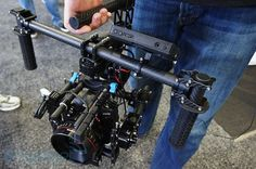 Um estabilizador de câmeras assustadoramente preciso
