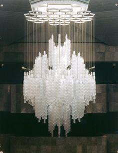 Lampadari a corona | Produzioni speciali | Gulf Hotel Doha - 7076 ... Check it out on Architonic